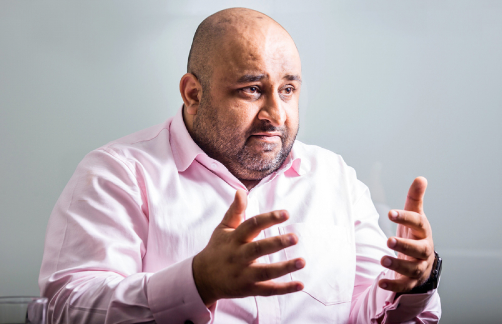 Saeed Ahmed and Interserve to part ways