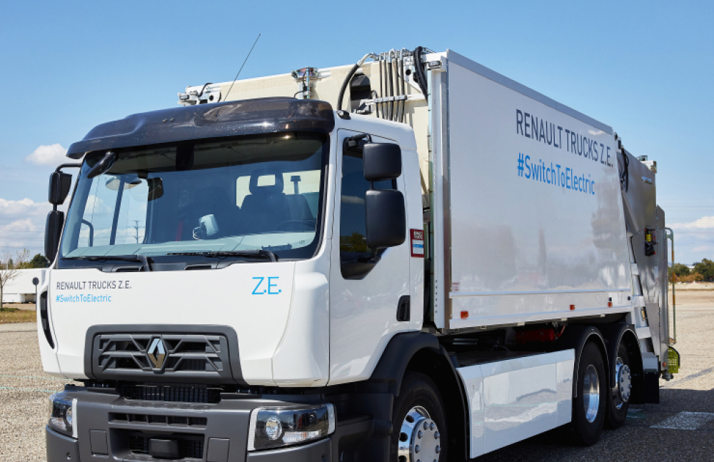 Global garbage collection truck market to reach $10bn by 2026
