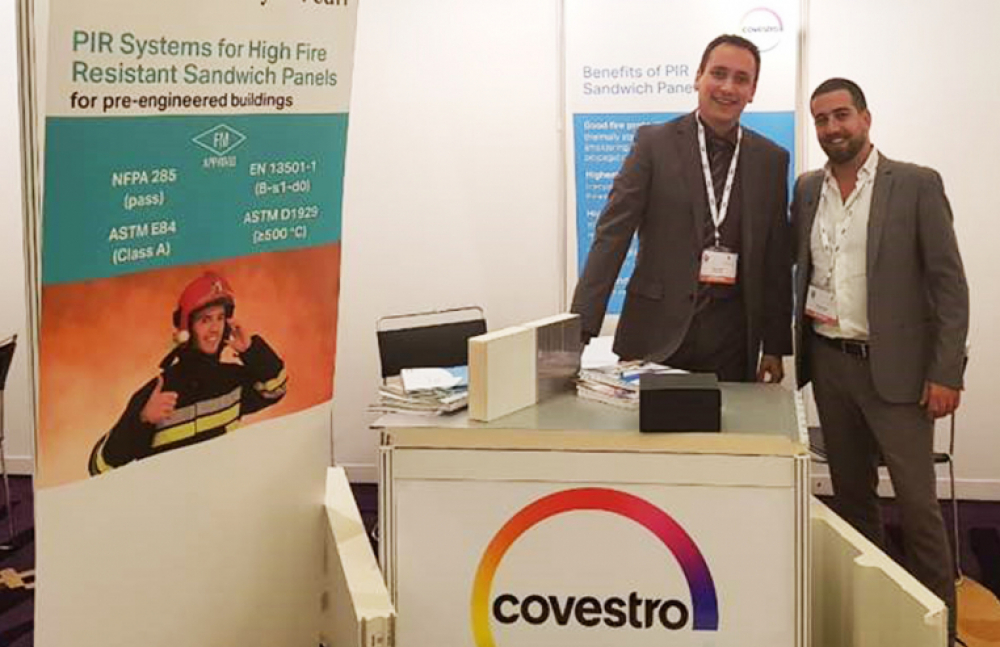 Pearl Covestro raises awareness of UAE fire safety codes