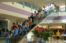 Marina Mall AUH in 27 minute fire evacuation drill