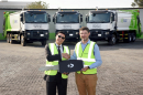 Suez Middle East Recycling Expands Fleet With Three 6x4 Renault Trucks