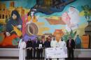 Dubai's Waterfront Market unveils new mural