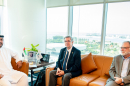 Empower CEO meets with ASHRAE delegation