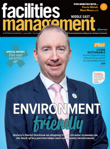 Facilities Management Middle East - January 2019