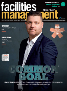 Facilities Management Middle East - August 2019
