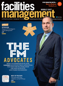 Facilities Management Middle East - October 2019