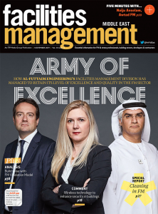 Facilities Management Middle East - November 2019
