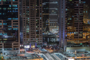 Case study: Energy management by Concordia's on JLT parking lots