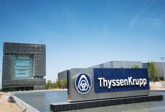 Thyssenkrupp partners with Vodafone on IoT