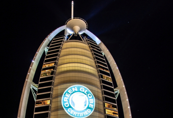 Burj Al Arab recognised for its sustainability