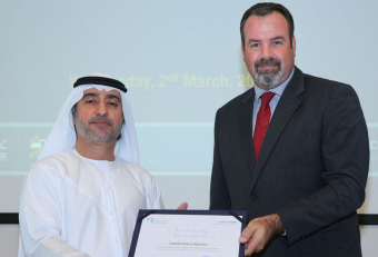 Summertown Interiors nabs CSR award from DCCI