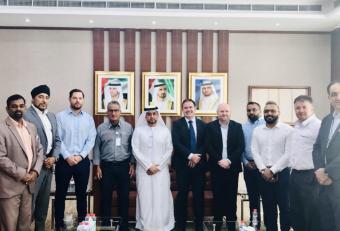 Dubai Government Workshop successfully holds 'Repair Talks Bodyshop Forum Meeting'