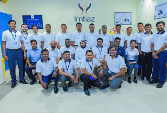 Imdaad launches new academy to train its team members