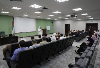 Tadweer hosts workshop in sweeping, collecting and transporting, and disposing general waste