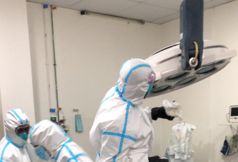 Fine launches dedicated disinfection service to support region's COVID-19 fight