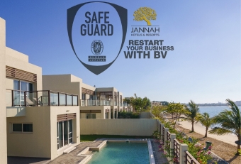Safety Reassured as Jannah Hotels & Resorts Receive  'Stay Safe' Certification from Bureau Veritas and RAKTDA