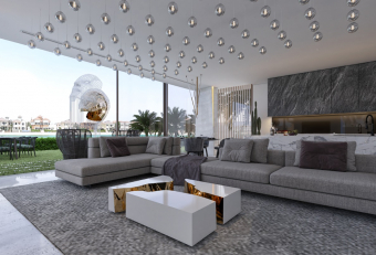 CK Architecture Interiors wins ultra-luxury residential projects in Palm Jumeirah and Burj Khalifa