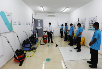 Khidmah Training Centre enhances skills of over 2,500 staff in first year of operation