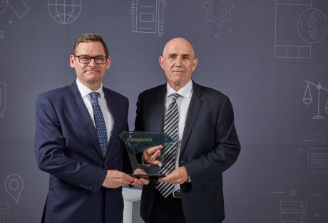 Cofely Besix FM retains Education & Development award