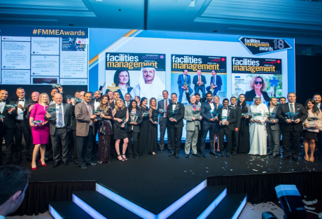 In Pictures: 2018 fmME Awards winners on stage