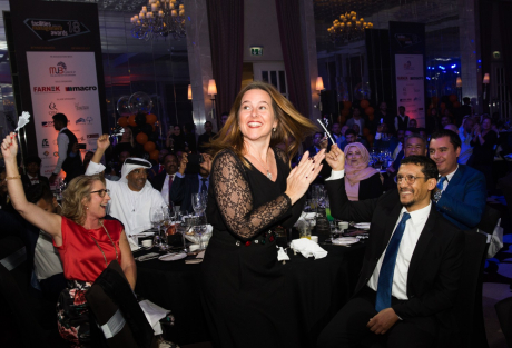 In Pictures: Winners reactions from the fmME Awards 2018