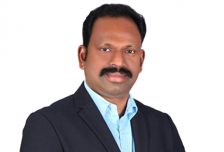 Five minutes with... Satheesan Bhaskaran