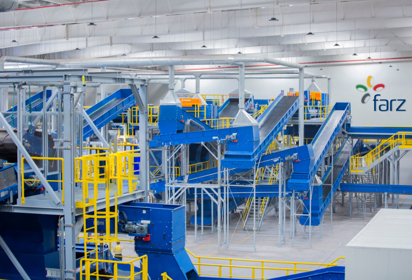 Site visit: Inside Imdaad's new materials recovery facility
