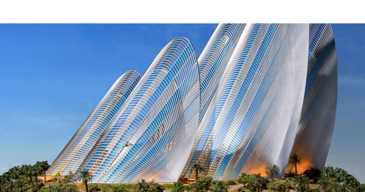 In Pictures: Top 10 UAE landscaping projects worth $6bn