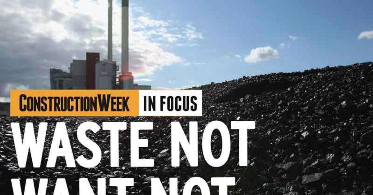 Construction Week In Focus – Dubai's new waste disposal fees