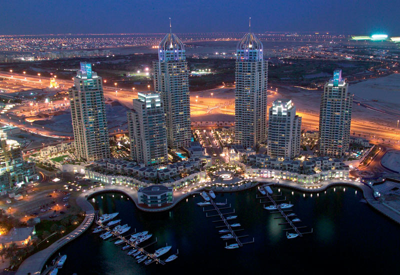 Emaar will manage owners associations within the Dubai Marina.