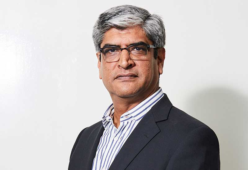 Man at the helm: Sanjay Bhatia, general manager, Concordia DMCC.