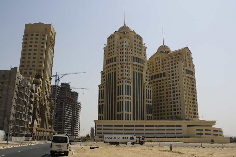Up to 3,800 homes were handed over in Dubai during the first quarter of this year [representational image].