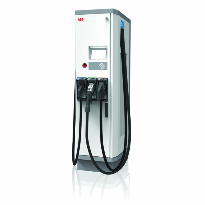 The Terra 53 charging station from ABB.