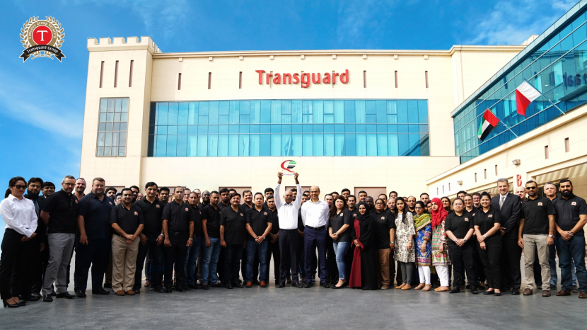Tranguard has a full-time staff of more than 65,000.