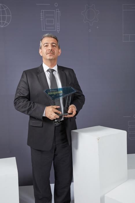 Saad H. Ibrahim, public safety specialist, Health & Safety Department, Dubai Municipality.