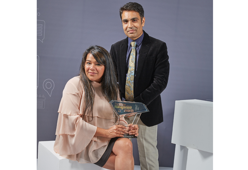 Emaar Community Management received the award for the efforts it puts in while working in different master communities it manages in association with FM operators.