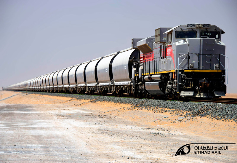 Egis has been awarded a project management consultancy contract to expand the UAE's Etihad Rail.