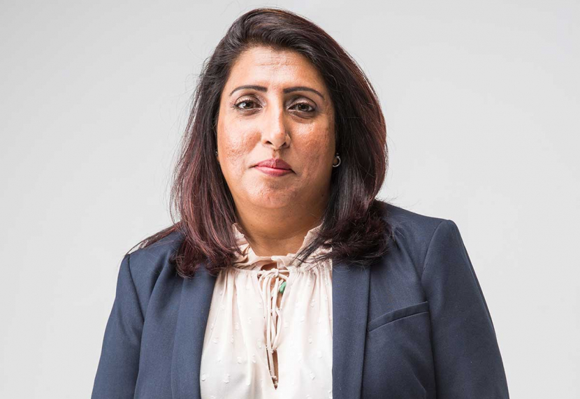 Malika Bhatti, general manager for CoreServ.