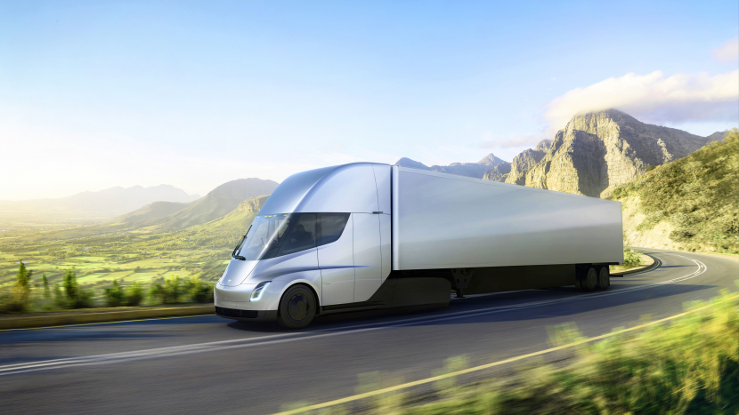 Tesla announced the Semi truck in 2017, while other truck makers are also said to have new e-trucks in the offing.