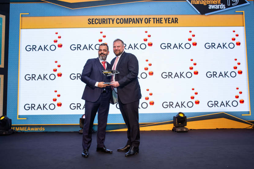 Transguard Group won Security Company of the Year award last year.