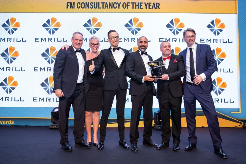 Mace Macro won FM Consultancy of the Year last year.