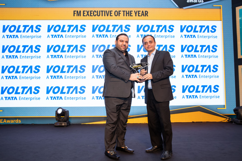 MJB Group's CEO Roohullah Ramazan won the coveted FM Executive of the Year award at the FM Awards 2019.