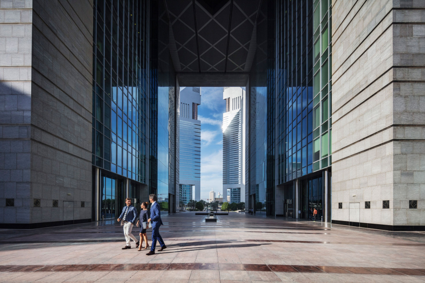 DIFC is the region's leading financial hub