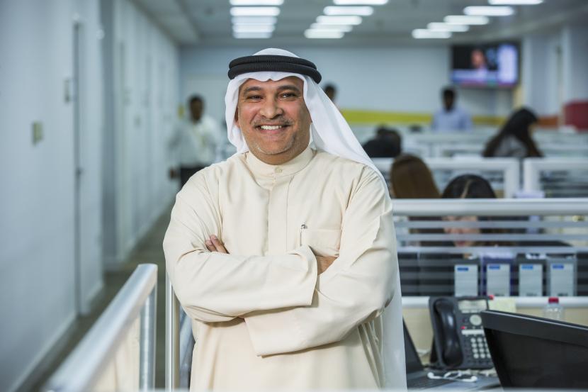 Mohammed Alsharaf, COO of parent company Eltizam Asset Management Group.