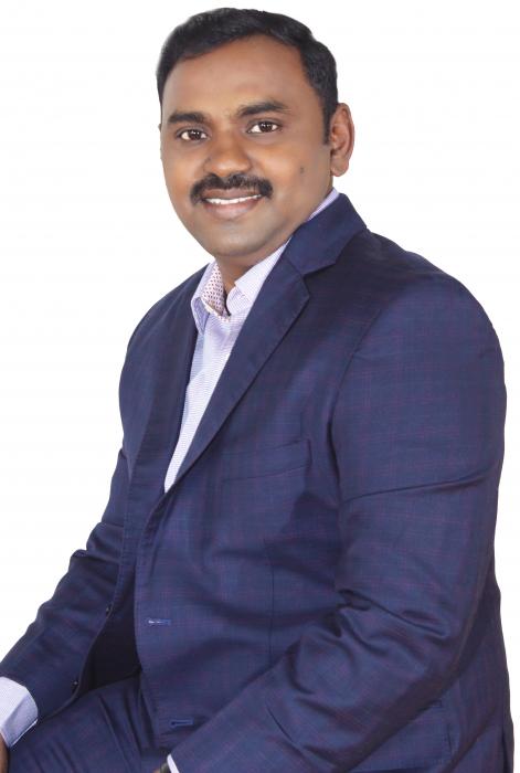 Facilio CEO and founder Prabhu Ramachandran.