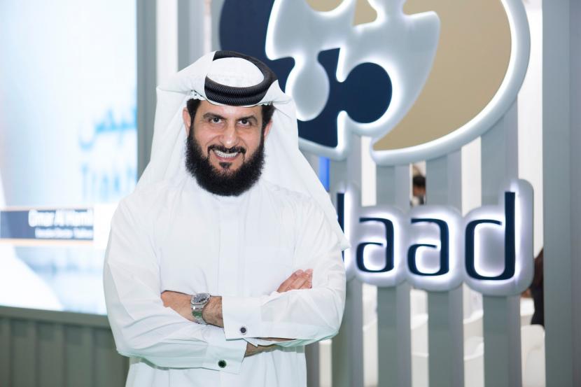 Jamal Abdulla Lootah, Group CEO of Imdaad.