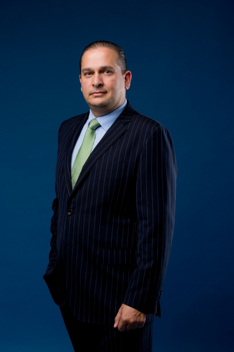 Tarek Nizameddin, senior executive director, Ejadah Asset Management Group.