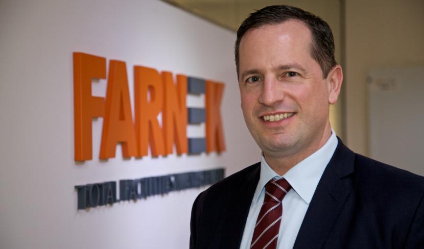 Markus Oberlin, CEO, Farnek.