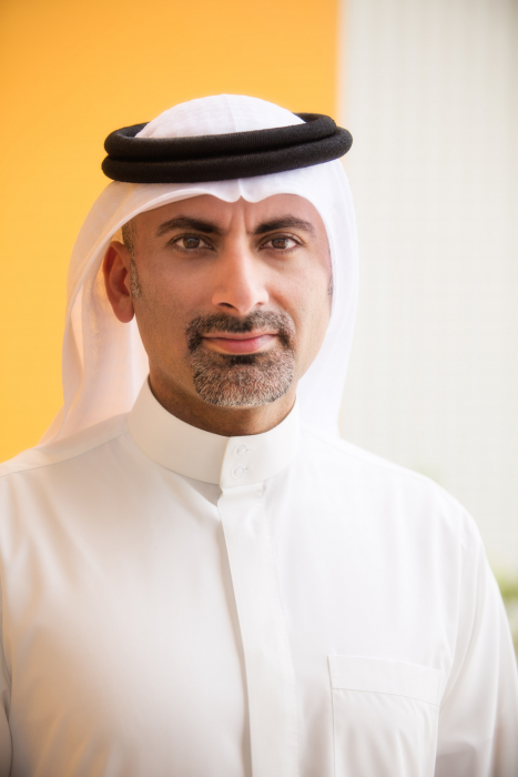 Khaled Al Huraimel, group CEO, Bee'ah.