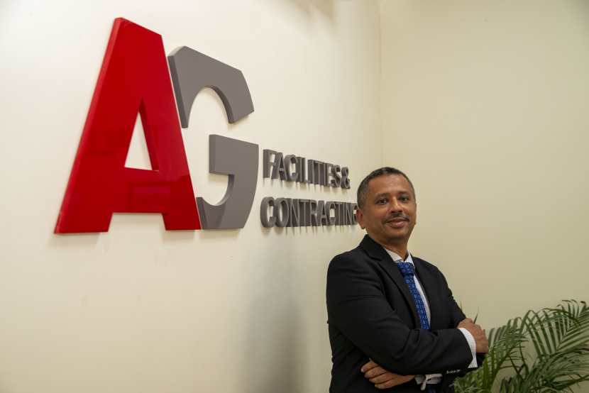 Mohamed Adil Haneef, COO, AG Facilities Solutions.